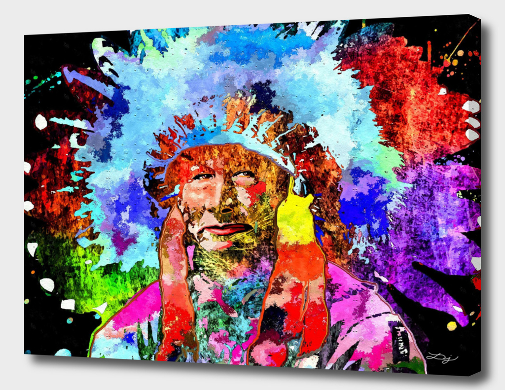 Amerindian Grunge