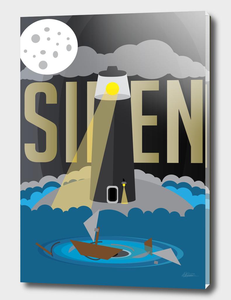 Siren by Michael Lacroix