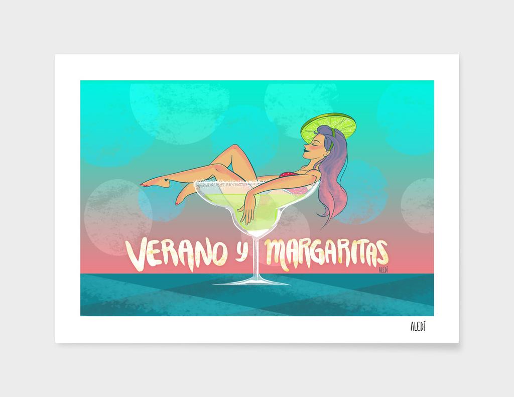 Verano y Margaritas