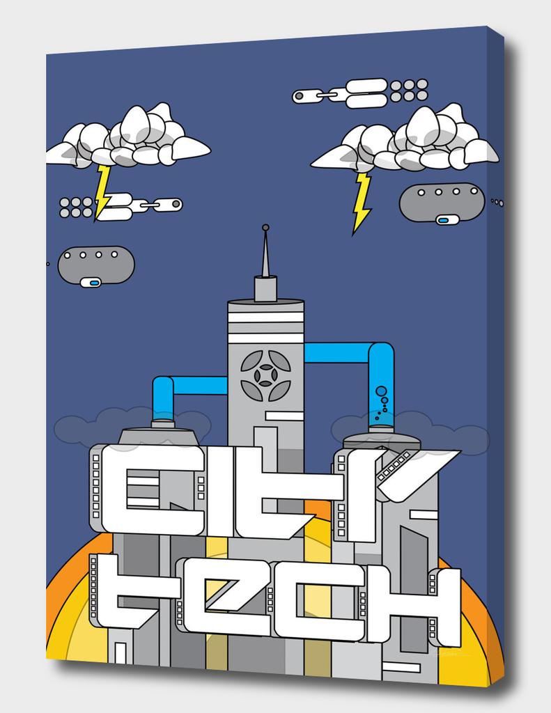 CityTech by Michael Lacroix