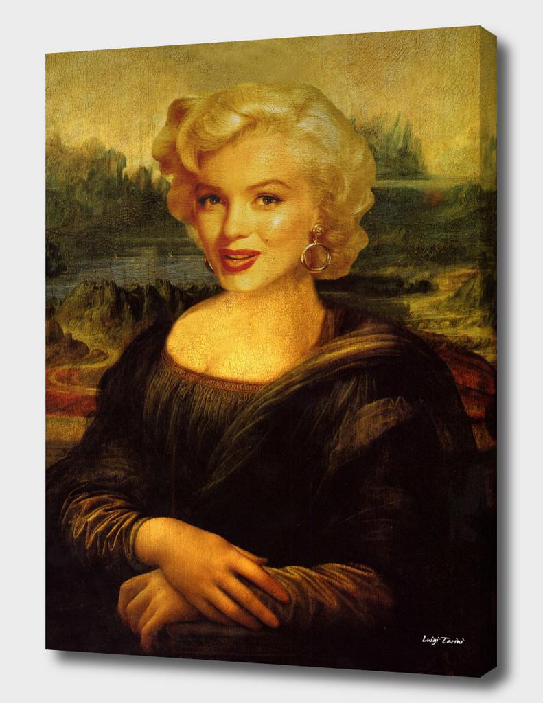 Mona Lisa Marylin