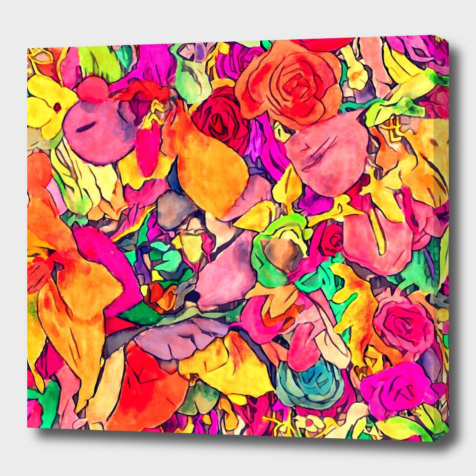 Floral joy No2