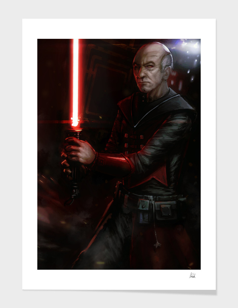 Picard the Sith