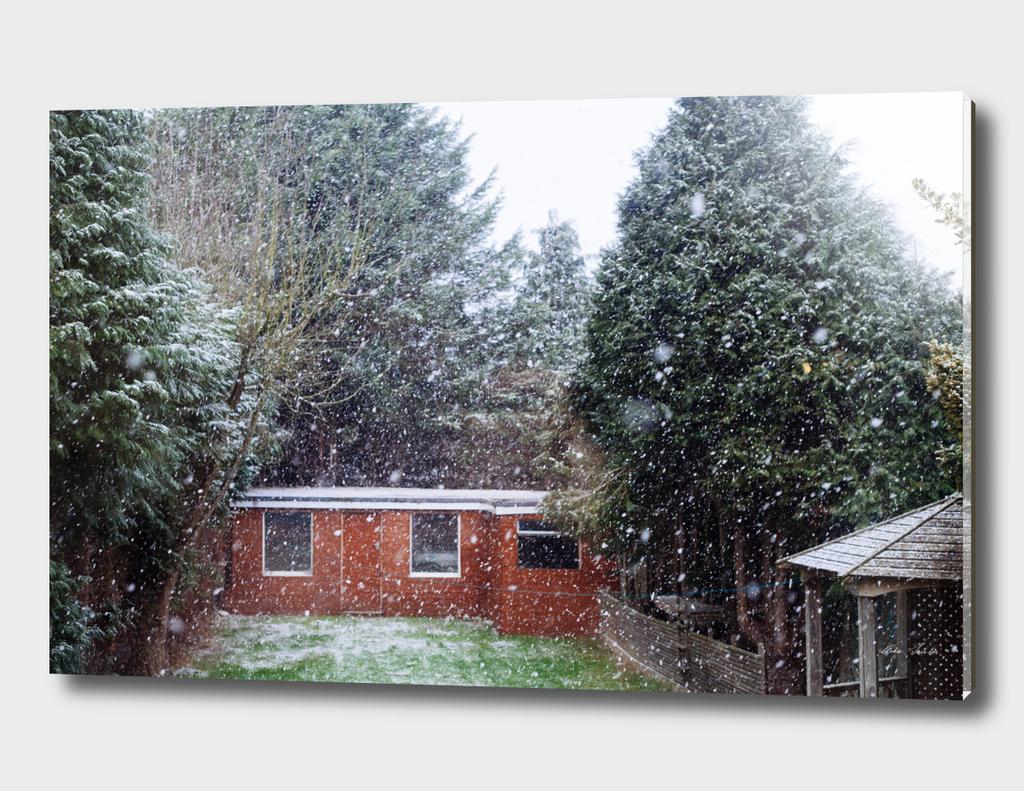 Neve em Londres - 5