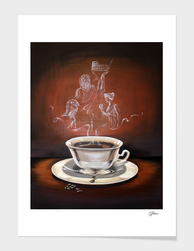 Coffee with Gods