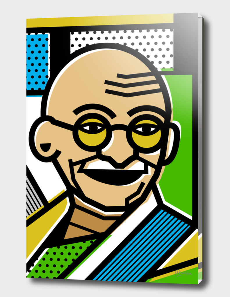 Abstracts 101: Mahatma Gandhi