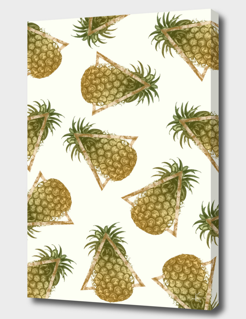 Pineapple and Triangles