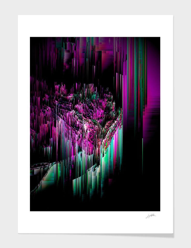 Joke's on You - Abstract Pixel Art