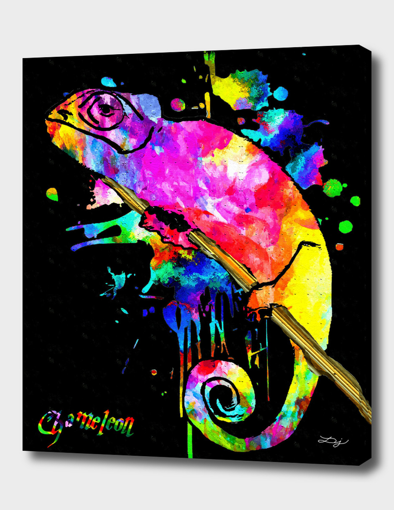 Chameleon Splash