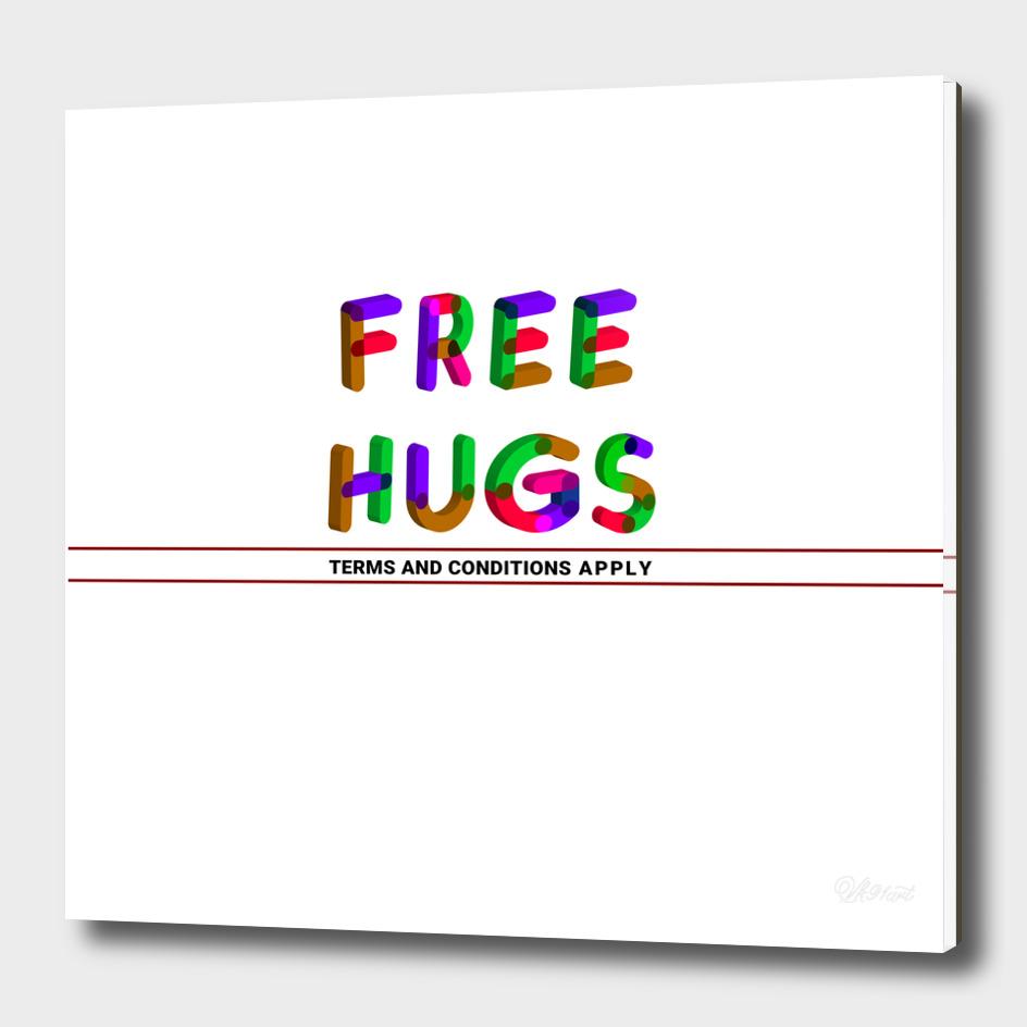 Free Hugs (color)