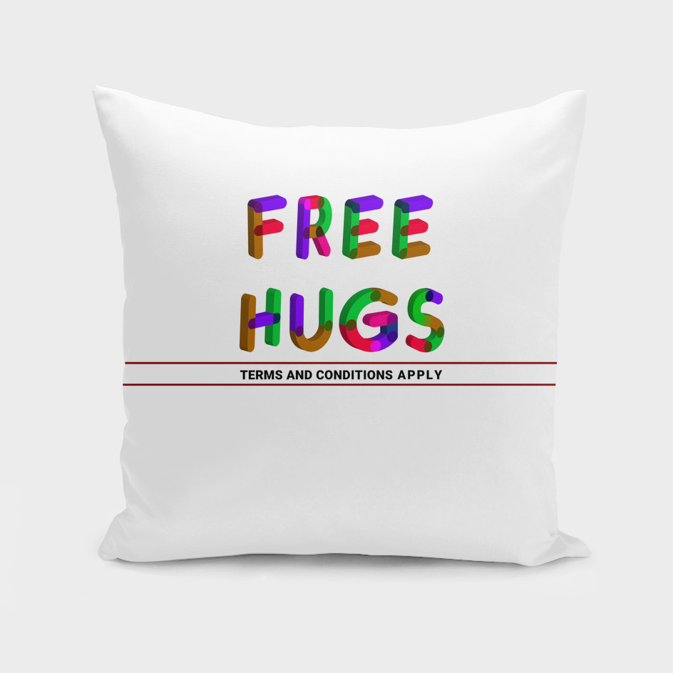 Free Hugs (color)