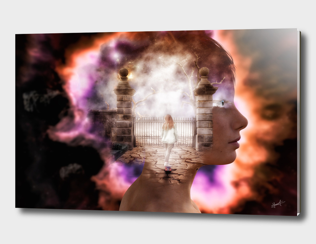 A dream of infinite