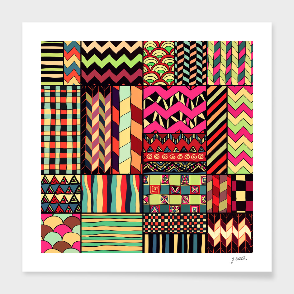 African Style No18