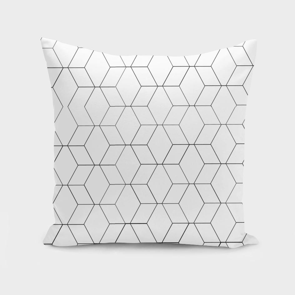Black and White Geometrics
