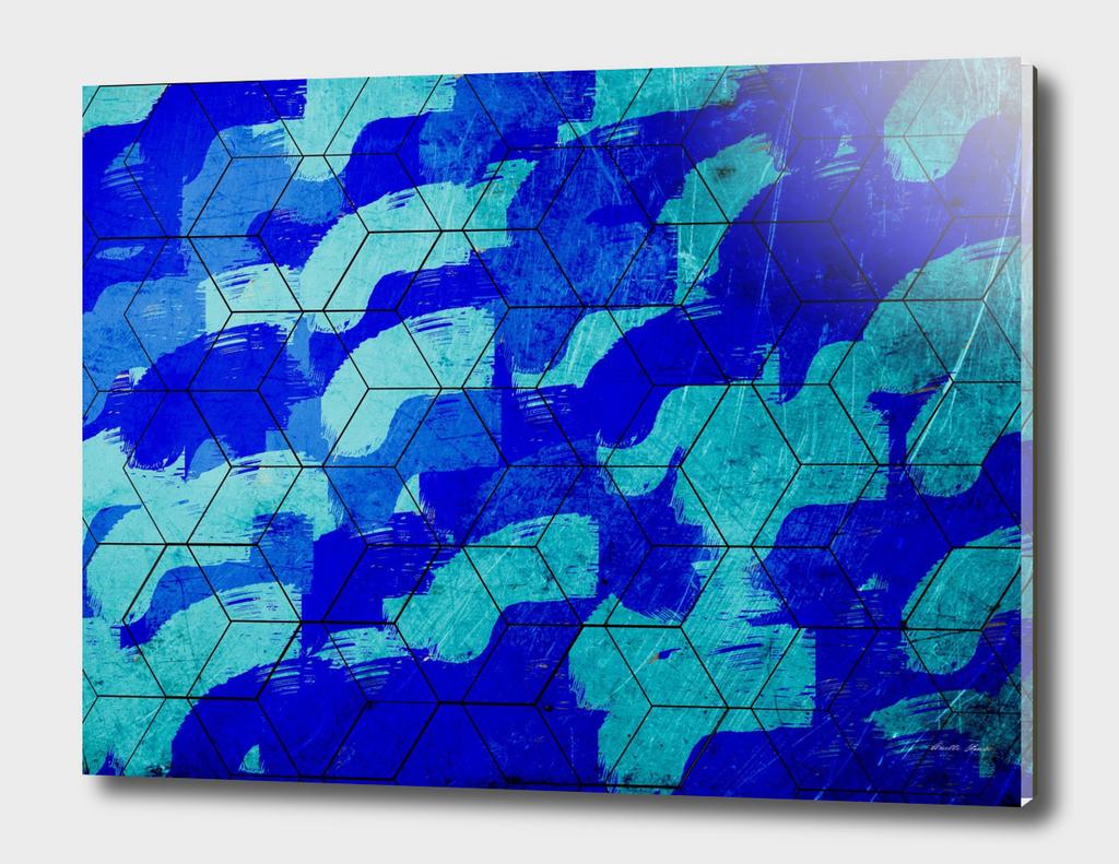 Blue Geometrics