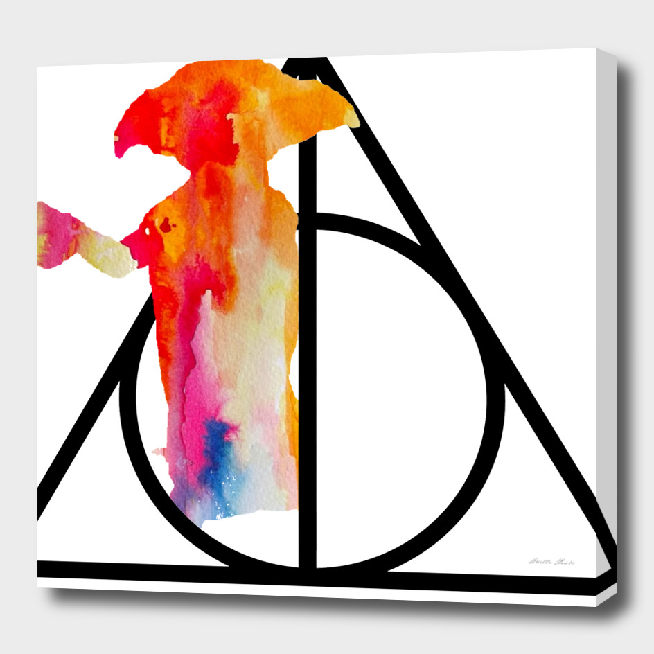 Dobby and the Deathly Hallows