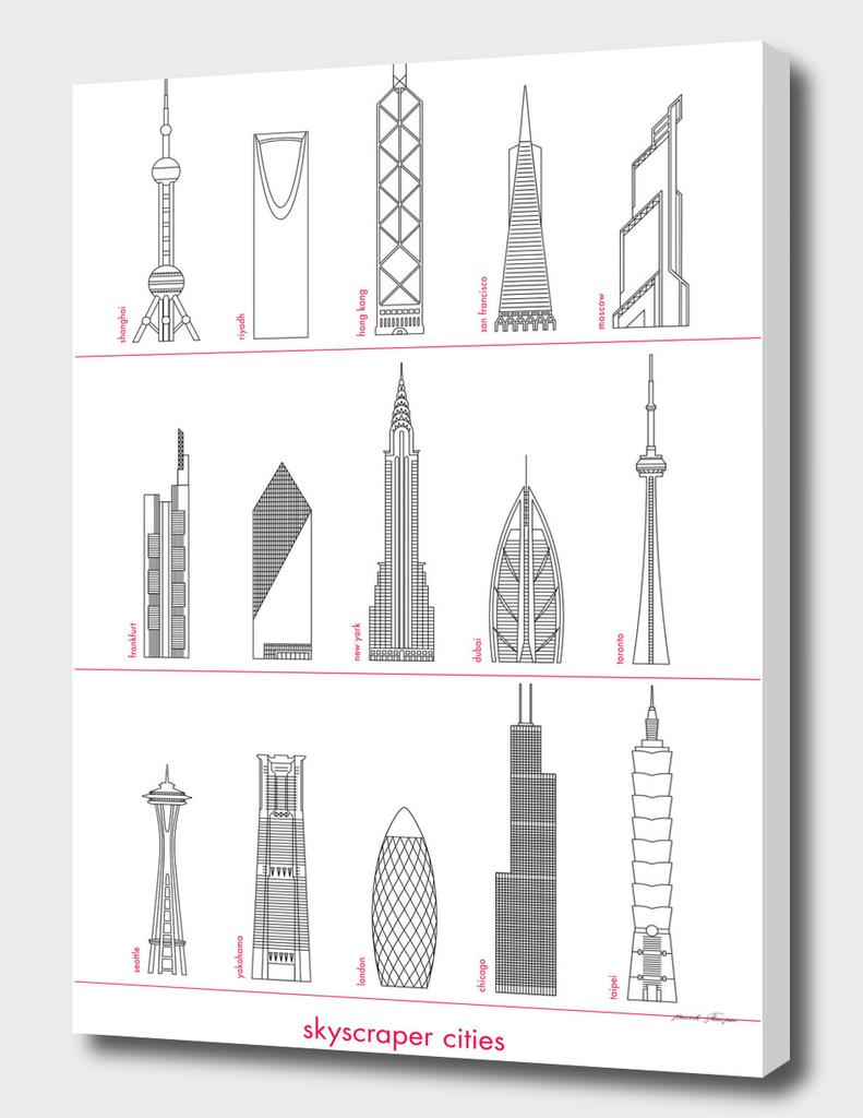 skycraper cities 1