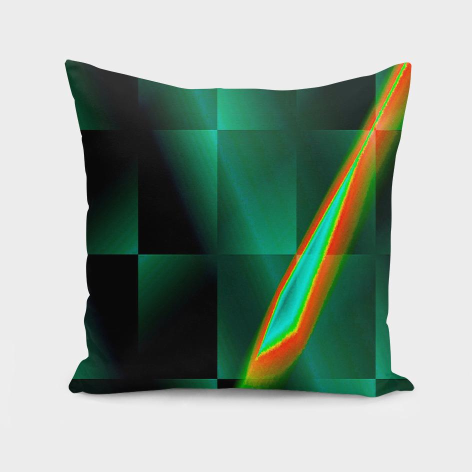 FRACTAL ART GREEN