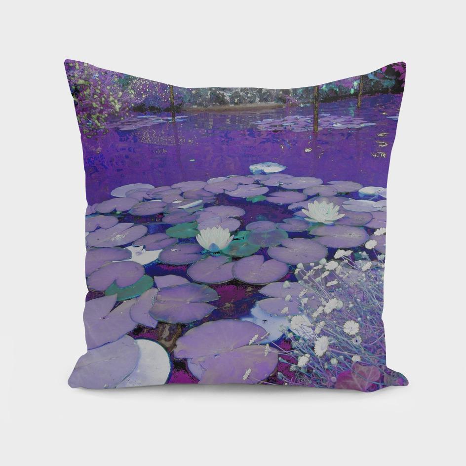 Purple Lake Dreaming