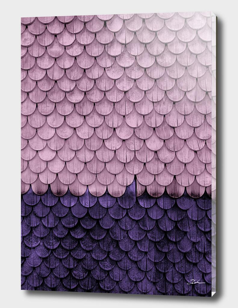SHELTER / Ultra Violet / Pink Lavender