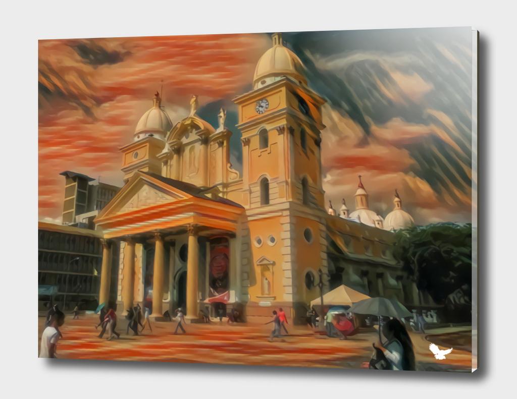 Basílica de Nuestra Señora de Chiquinquirá