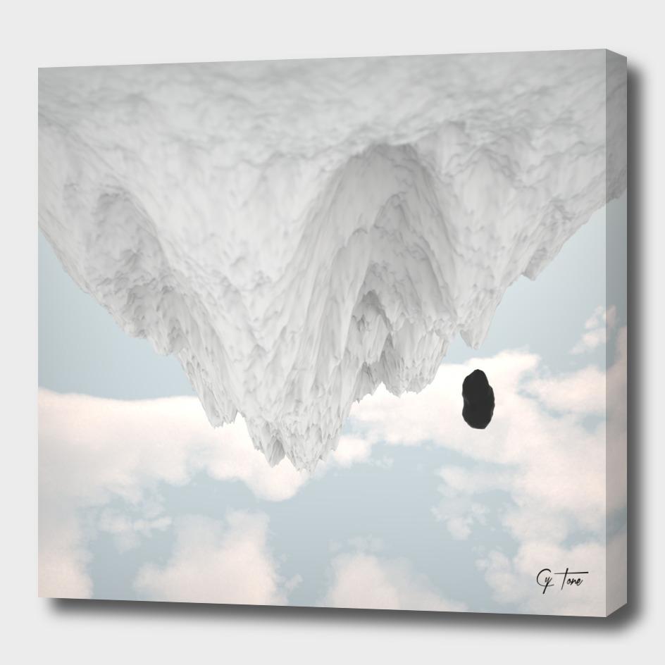 white basement - /waɪt//ˈbeɪsmənt/