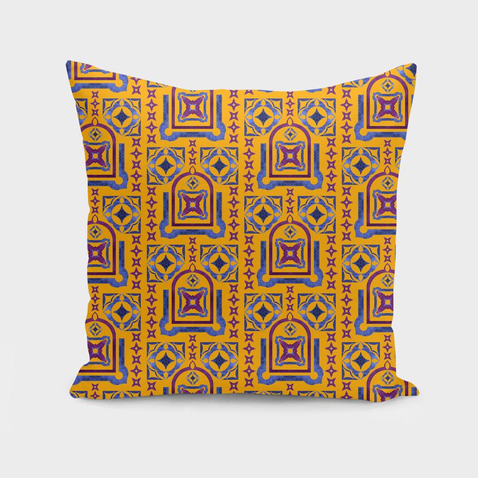 Marocco velvet pattern