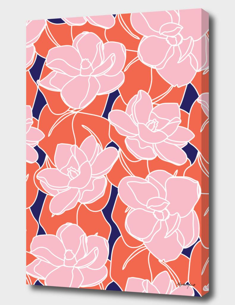 Bold Magnolias