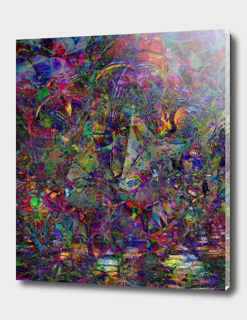 Sailing The Psychedelic Sea