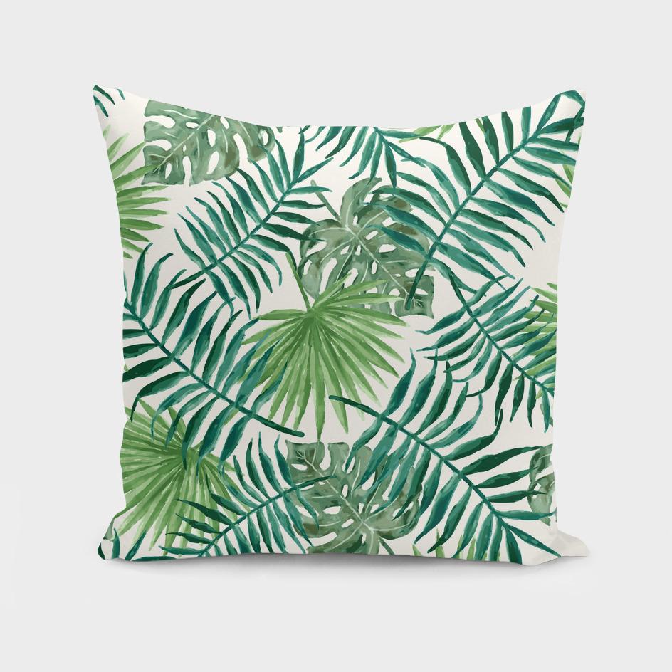 Green Leafy Design