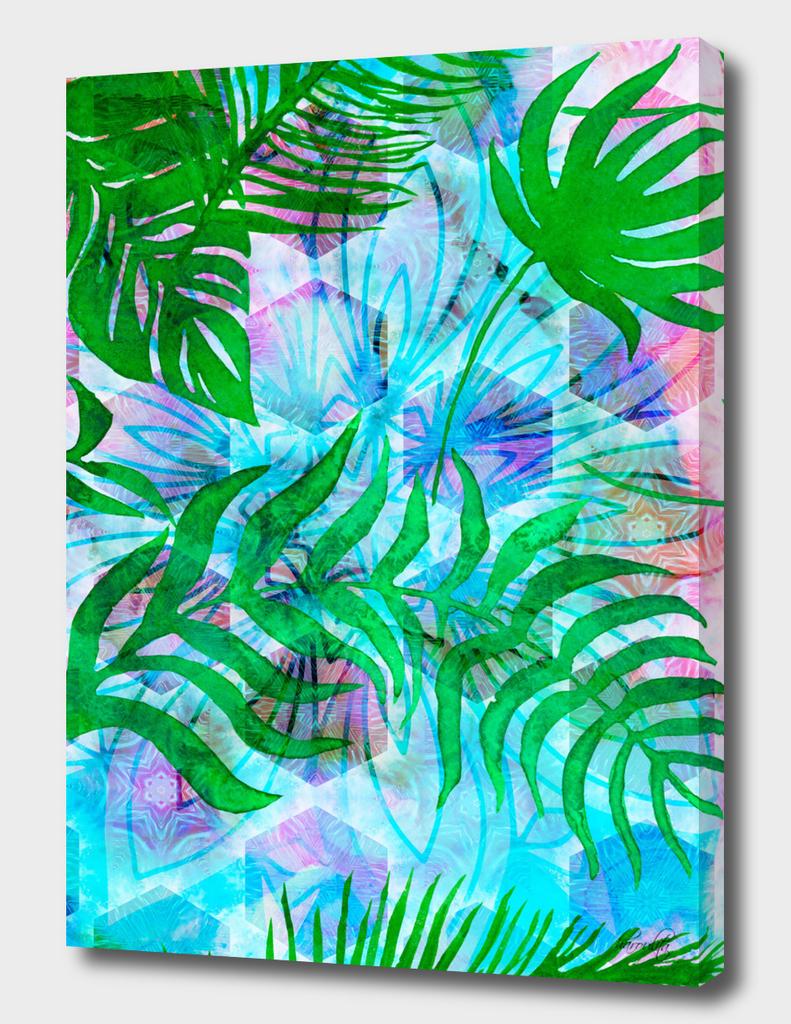 geometrical jungle