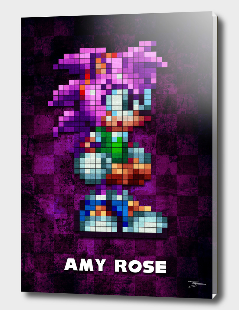 "Sonic ""Amy Rose"""