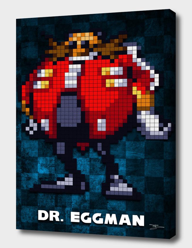 "Sonic ""Dr. Eggman"""