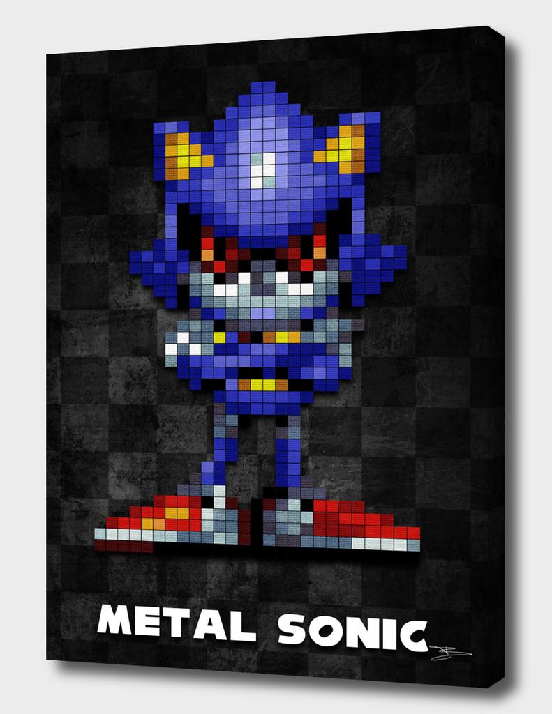"Sonic ""Metal Sonic"""