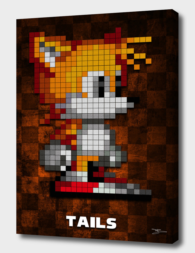 """Sonic """"Tails"""""""