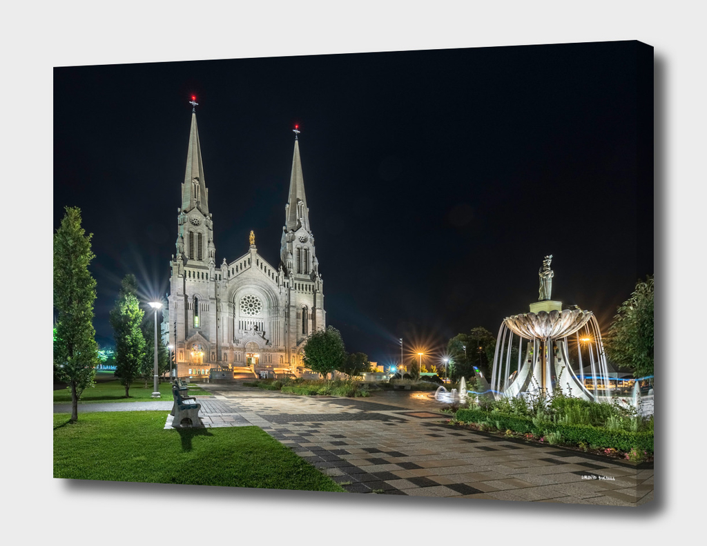 Sainte-Anne-de-Beaupré