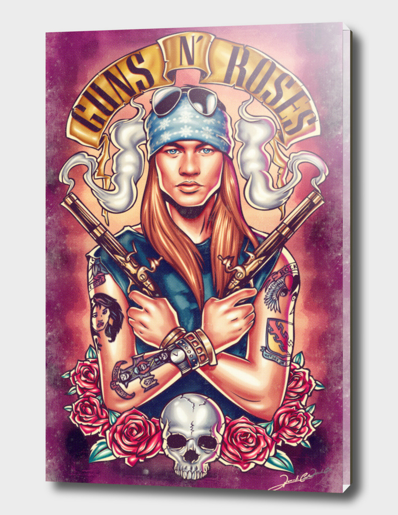 Welcome To The GnR