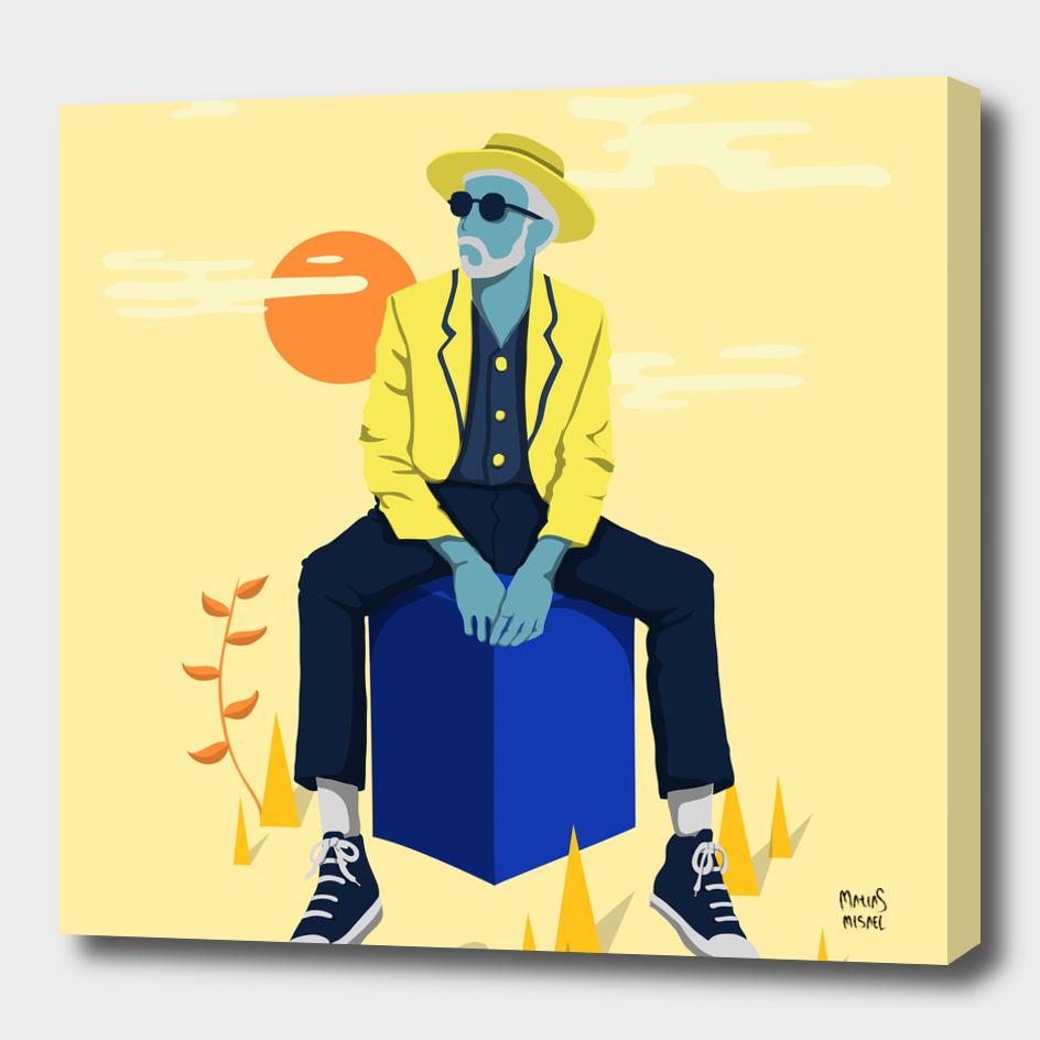 Old Man Fashion.