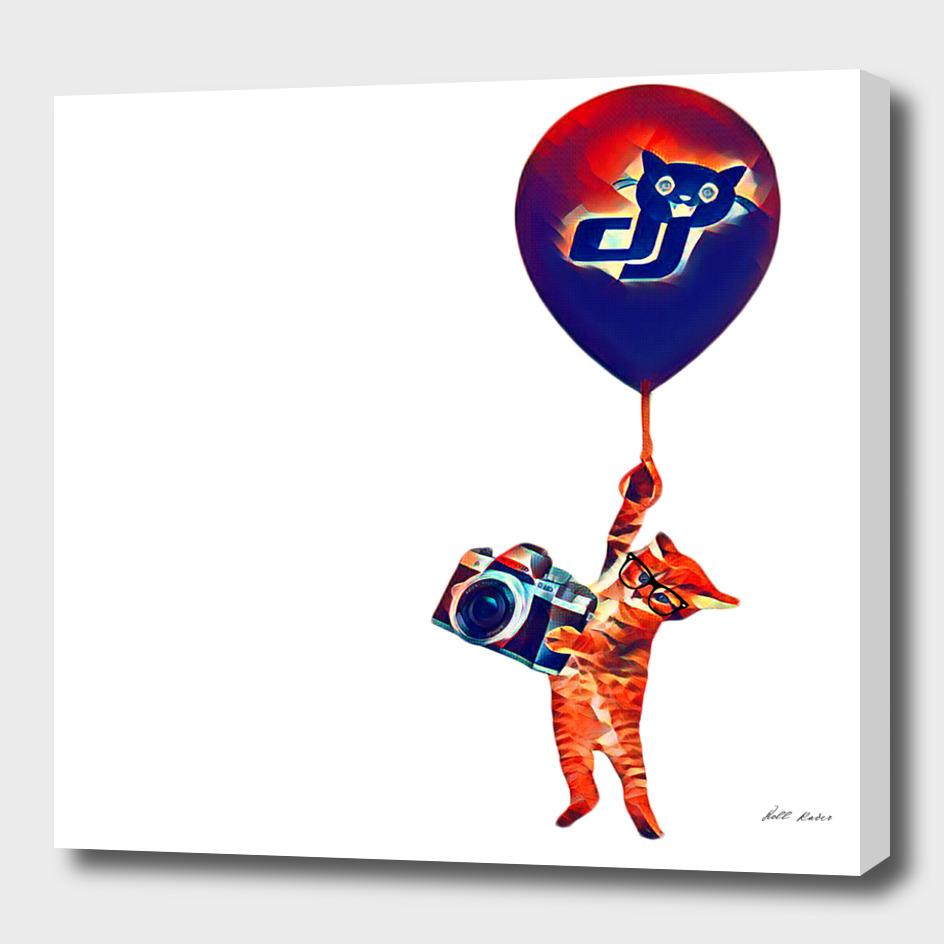 dj CAT ART