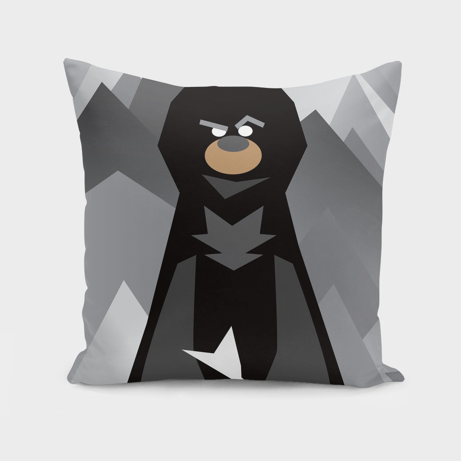 Mr. Bear Series Black Bear