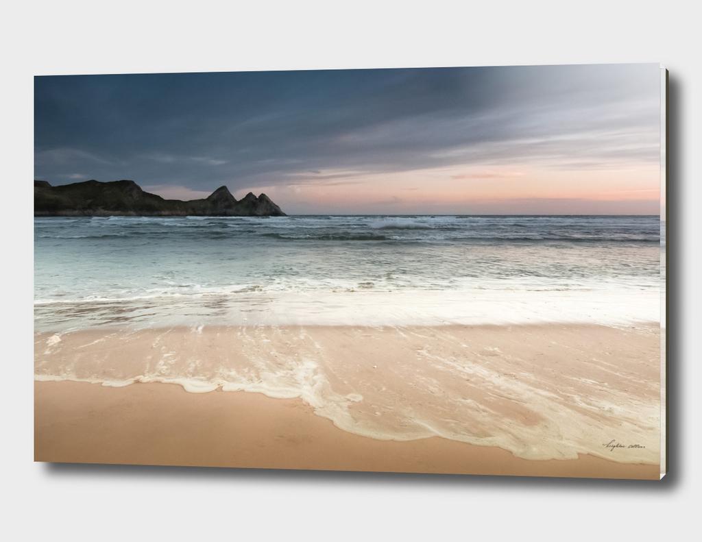 Three Cliffs Bay Swansea