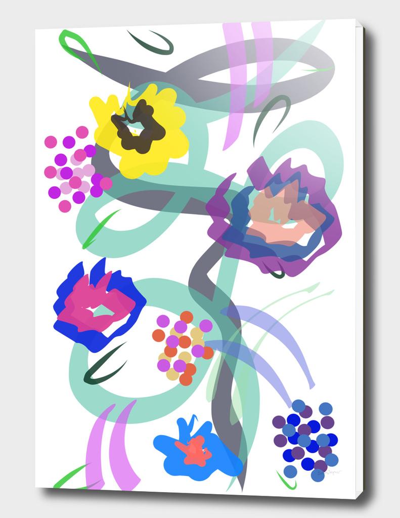 Abstract Garden Nr. 4