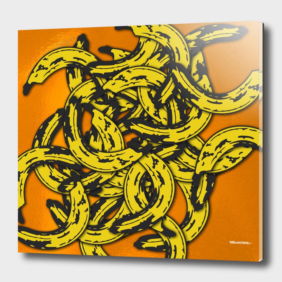 Banana Rama Orange