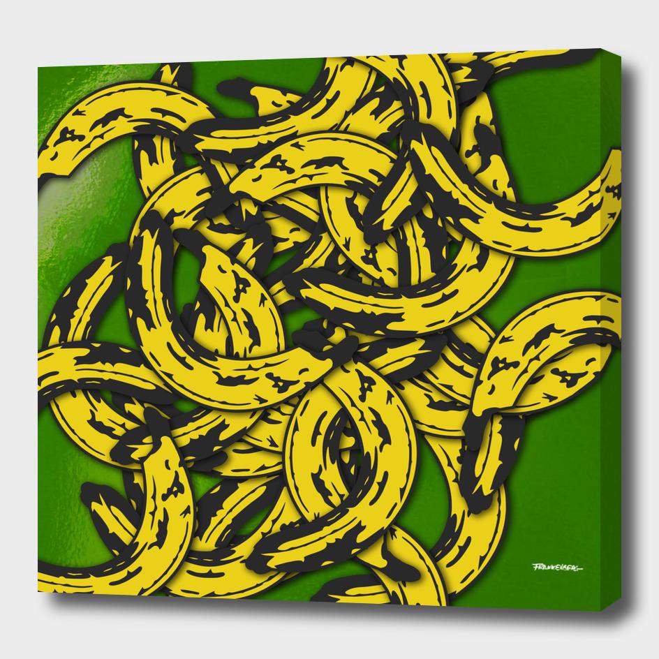 Banana Rama Green