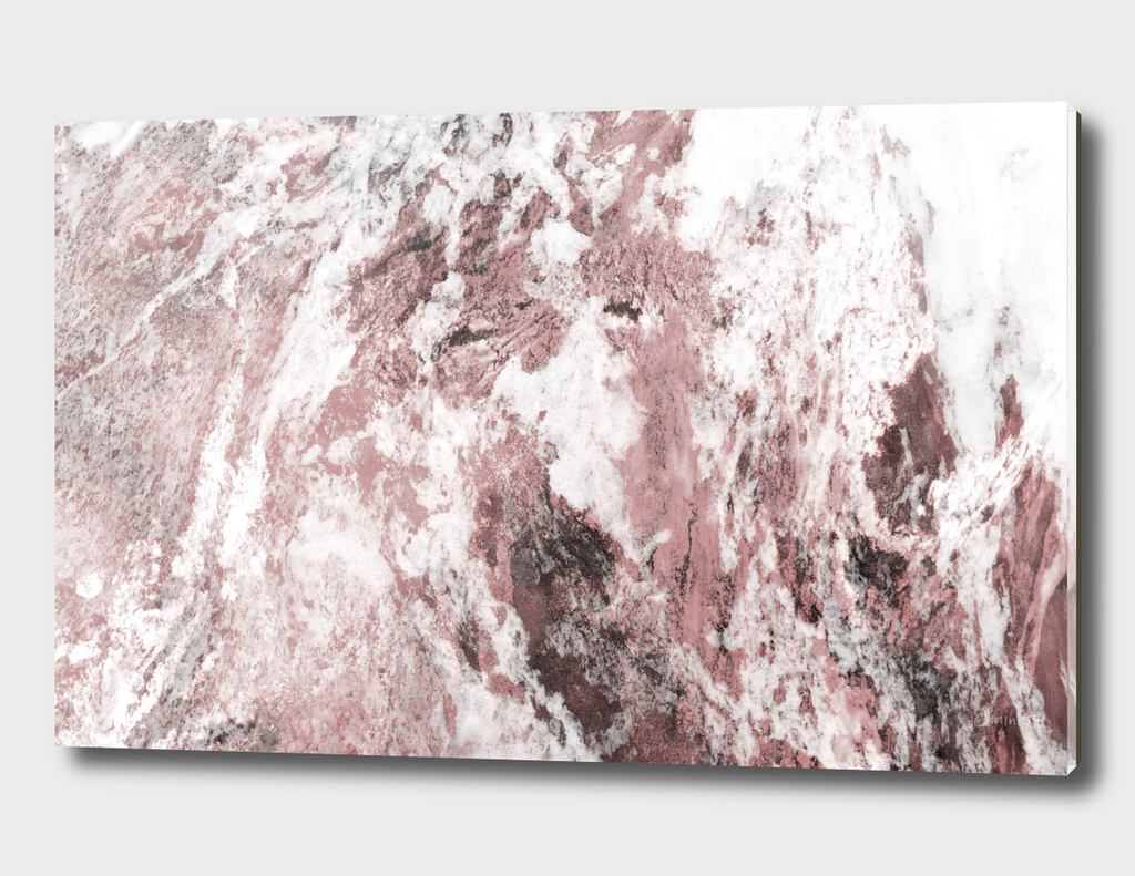 White and PInk Marble 16