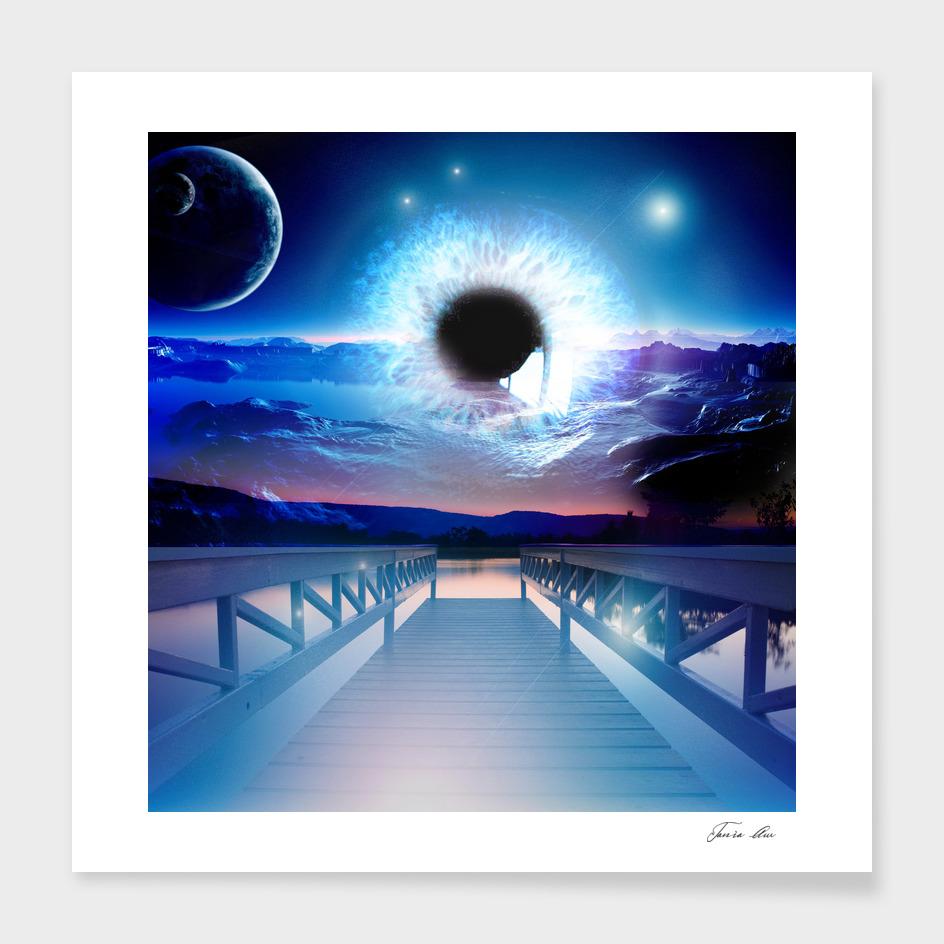 Bridge to galaxy