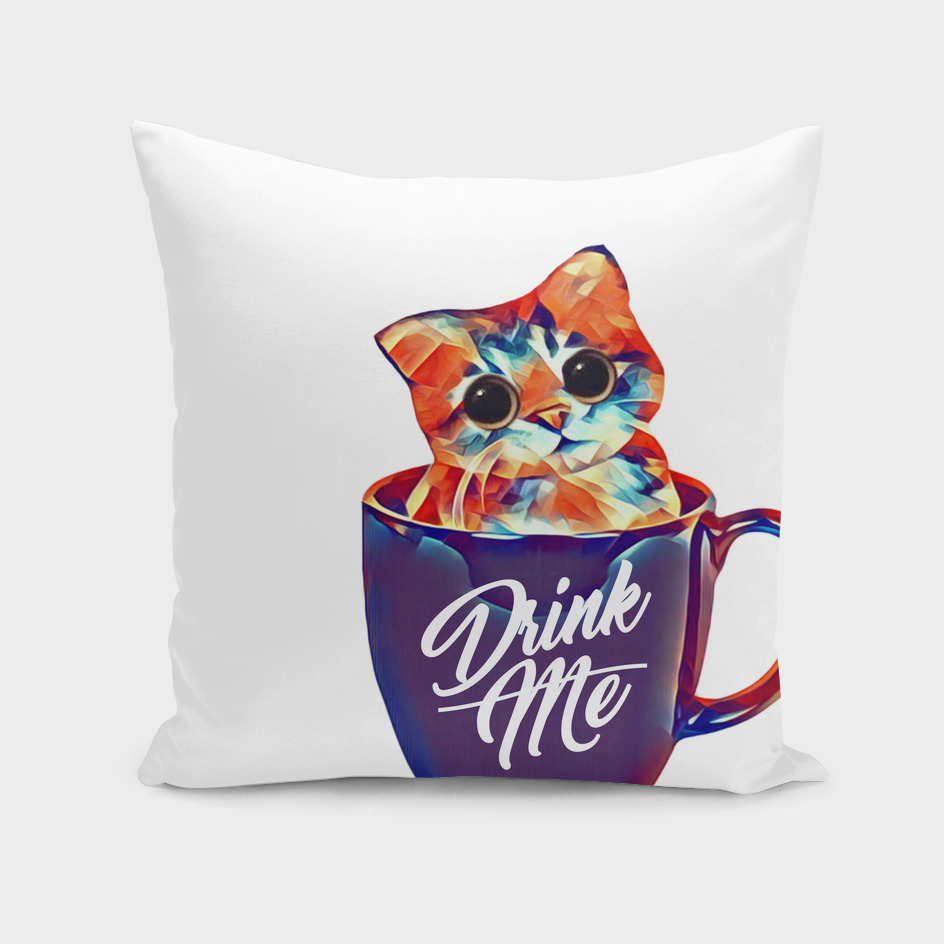 Drink Me ART