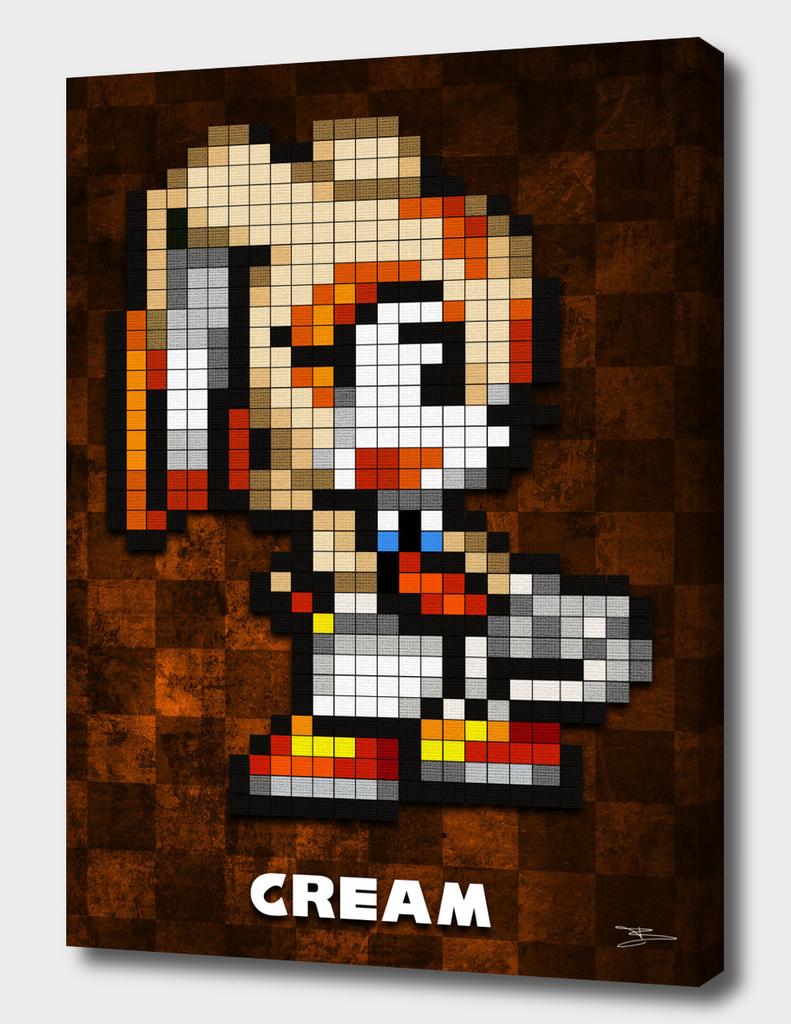 """Sonic """"Cream"""""""