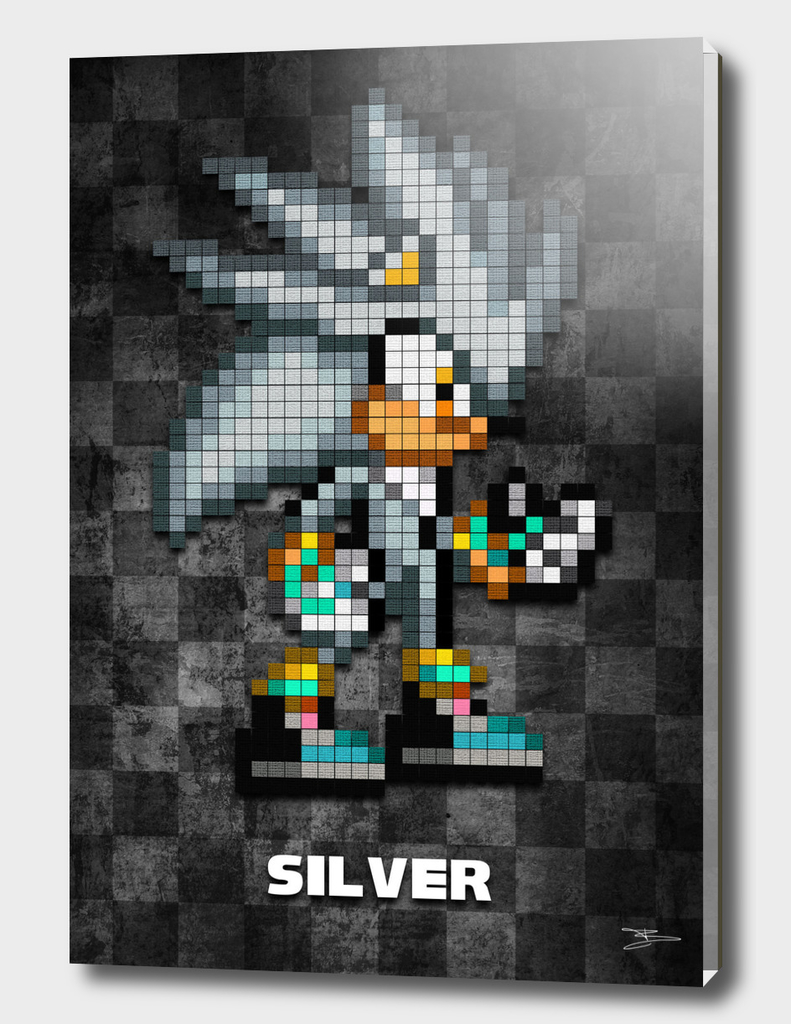 """Sonic"" Silver"