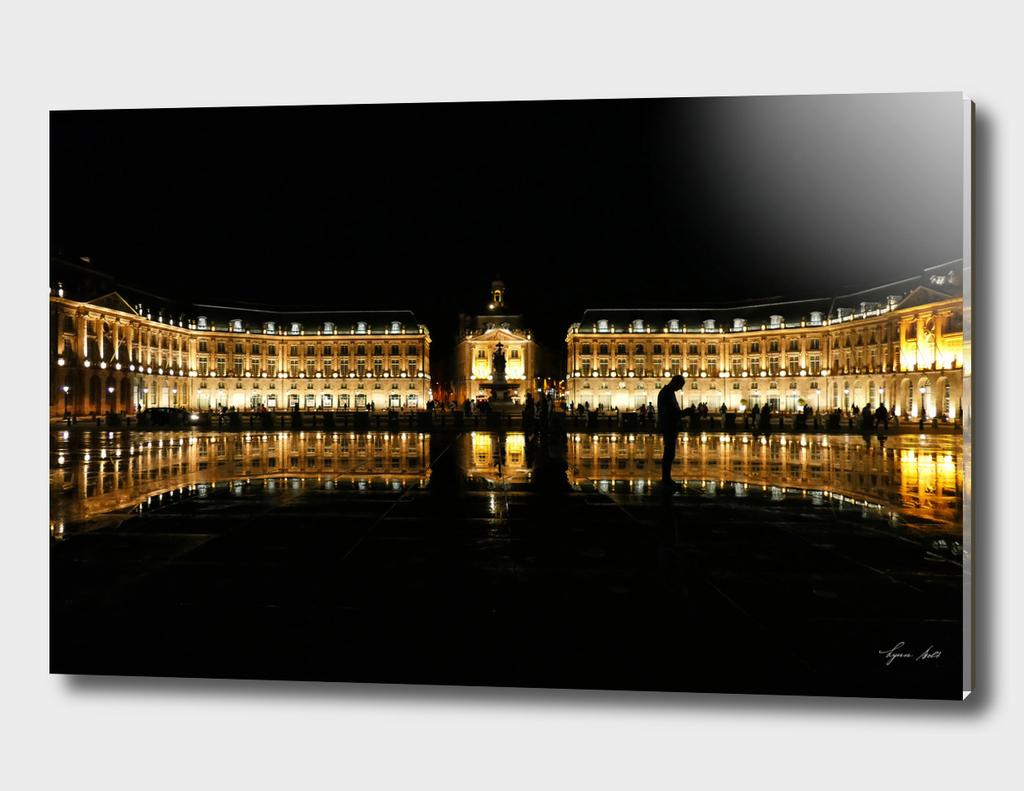 Water Mirror Bordeaux